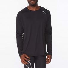 2XU Aero Long Sleeve|快乾長袖T恤|運動服裝|男裝