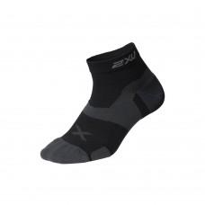 2XU Vectr Cushion 1/4 Crew 運動襪|中筒|機能襪
