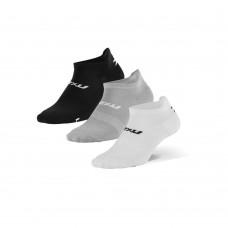 2XU Ankle Socks (3件裝) 運動襪|低筒