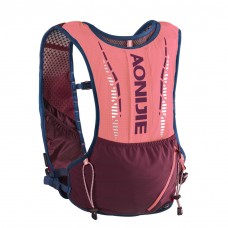 Aonijie C9102 5L Lightweight Hydration Backpack Vest for Outdoor Trail Run