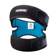 Aonijie E4096 X型雙重加壓可調節透氣防震減壓運動護膝帶