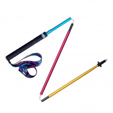 Aonijie E4201 Ultra Light Foldable Trekking/Hiking Pole (Carbon+Aluminum)