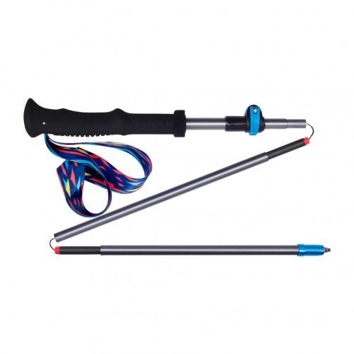 Aonijie E4205 110-130(cm) 可調節折疊式航空鋁行山杖|登山杖