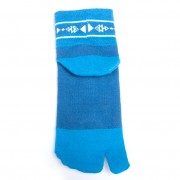 Aonijie E4805 Sports Toe Socks Mid Top For Outdoor Sport Running Hiking (2 pairs set / Mixed color)