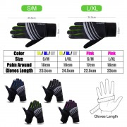 Aonijie M-51 Winter Warm Windproof Touch Screen Gloves With Key Pocket For Outdoor Sport