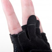 Aonijie M-52 Sports Gloves Breathable Damping Half Finger Anti-slip Cycling Camping