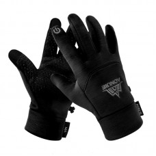 Aonijie M-53 Winter Warm Fleece Touch Screen Gloves For Outdoor Sports