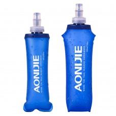 Aonijie SD15 250ml / 500ml 軟水樽|可摺疊式|戶外運動|跑步