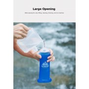 Aonijie SD19 450ml Softflask BPA free Foldable Soft Water Bottle