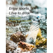 Aonijie SD21 500ml Softflask Foldable Soft Water Bottle