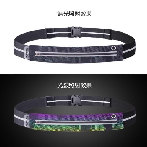 Aonijie W956 貼身輕型彈性運動腰包