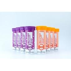 BIX Recovery Vitamins - Single Tube 補充片 (10片裝)|維他命|營養素|能量