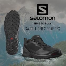 【性價比最高】多用途、防水越野跑鞋 晴天雨天一對搞掂