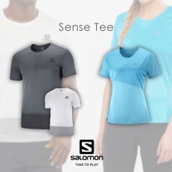 【Salomon Sense Tee 輕量透氣快乾T恤】