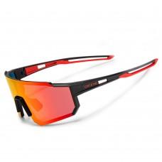 Cateye A.R. II Sports Sunglasses|Polarized|Cycling Glasses