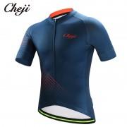Cheji CJ-S02 新款單車自行車短袖套裝 單車衫 男裝