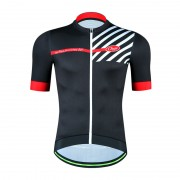 Cheji CJ-S17 Cycling Jersey Short Sleeves Set For Men