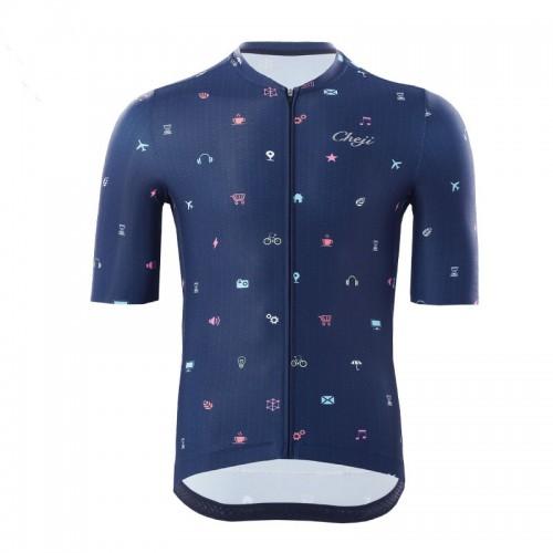 Cheji 2021 CJ-S18 新款單車自行車短袖套裝|單車衫|男裝