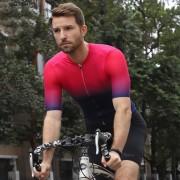 Cheji 2021 CJ-S24 Cycling Jersey Short Sleeves Set For Men