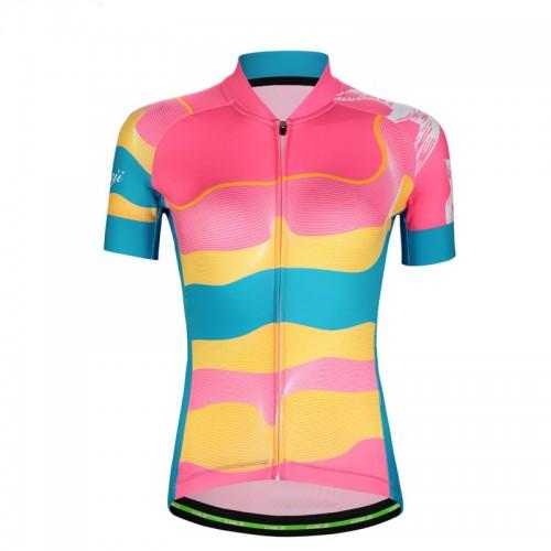 Cheji CJ-WS01 新款單車自行車短袖套裝|單車衫|女裝