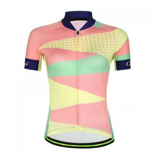 Cheji CJ-WS04 新款單車自行車短袖套裝|單車衫|女裝