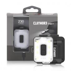 Claymore CAPON 40B 多功能頭燈   帽燈   夾燈   露營燈   可充電   韓國製造