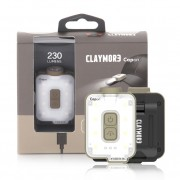 Claymore CAPON 40B 多功能頭燈 | 帽燈 | 夾燈 | 露營燈 | 可充電 | 韓國製造