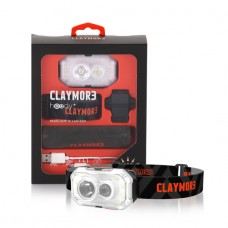 Claymore HEADY+ 多功能頭燈   夾燈   露營燈   可充電   韓國製造