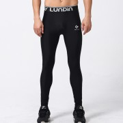 Cody Lundin NCK Black|Men Long Compression Pant|Sportwear
