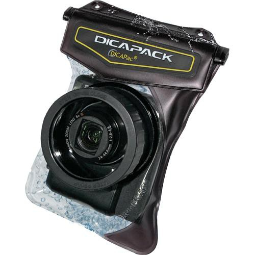 DiCAPac WP-610半專業數碼相機防水套