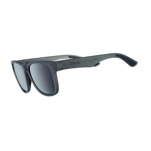 Goodr BFG 運動跑步太陽眼鏡- 黑色(黑鏡) 闊框版