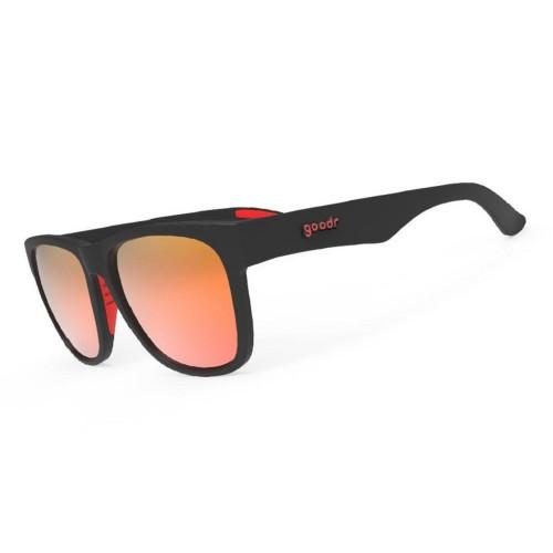 Goodr BFG Running Sunglasses – Firebreather's Fireball Fury (Large Frame)