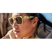 Goodr BFG 運動跑步太陽眼鏡- 沙漠迷彩色(棕鏡) 闊框版