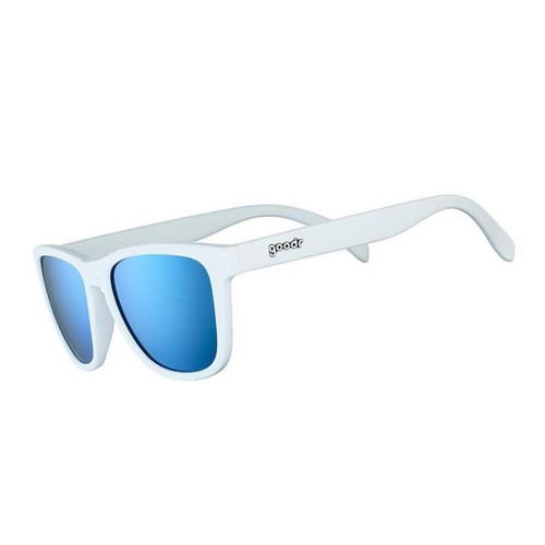 Goodr BFG Running Sunglasses - Iced by Sas-squat (Large Frame)