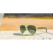 Goodr MG 運動跑步太陽眼鏡- 綠色(綠鏡)