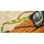 Goodr 運動跑步太陽眼鏡 - 啡色(藍鏡)