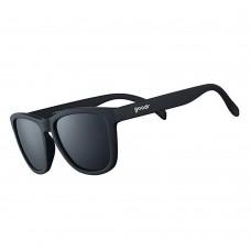 Goodr 運動跑步太陽眼鏡- 黑色(黑鏡)