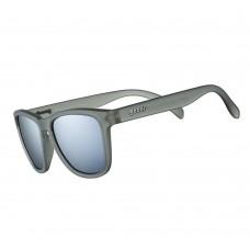 Goodr 運動跑步太陽眼鏡- 灰色(銀鏡)