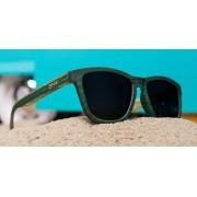 Goodr 運動跑步太陽眼鏡 - 綠色(黑鏡)