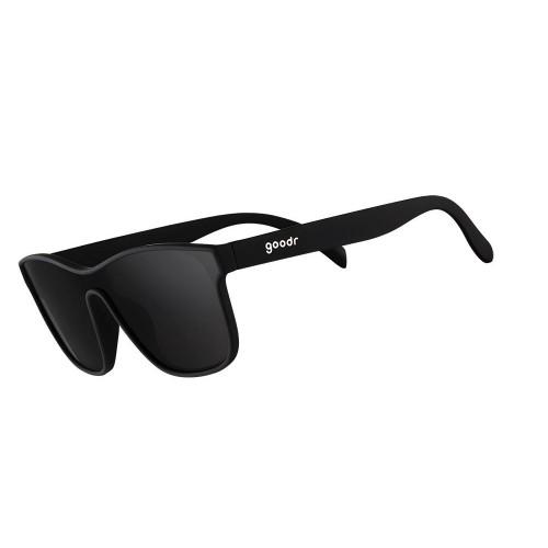 Goodr VRG 運動跑步太陽眼鏡- 黑色(黑鏡)