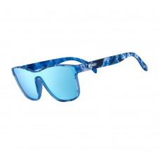Goodr VRG 運動跑步太陽眼鏡- 藍色(藍鏡)
