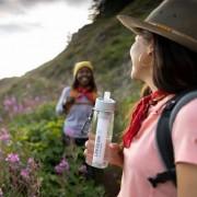 Lifestraw Go Portable Water Filter Bottle 22oz / 650ml (Blue)