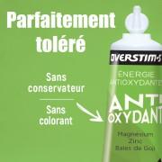 Overstims Energy Gel - ANTIOXIDANT (檸檬味) 能量膠 | 天然能量啫喱 | 預防抽筋