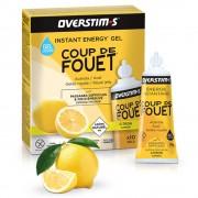 Overstims Energy Gel - COUP DE FOUET (檸檬味) 能量膠 | 天然能量啫喱 | 增強爆炸力