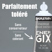 Overstims Energy Gel - ENERGIX (檸檬味) 能量膠   天然能量啫喱   增強耐力