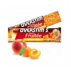 Overstims Fruity 能量棒 (杏仁 - 桃子) | 天然有機 | 能量補給