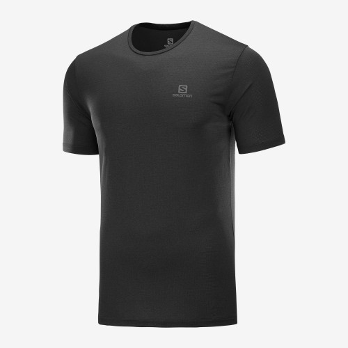 Salomon Agile Training Tee MS |快乾短袖Tee恤|優閒運動服裝|男裝