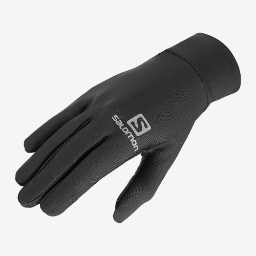 Salomon AGILE WARM GLOVES 運動保暖手套|透氣|單車|露營