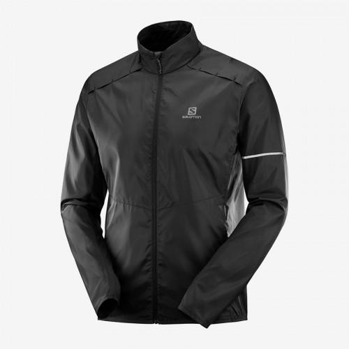Salomon Agile Wind Jacket 防風衣 風褸 運動外套 男裝