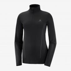 Salomon Comet Seamless Half Zip WS |長袖上衣|運動服裝|女裝